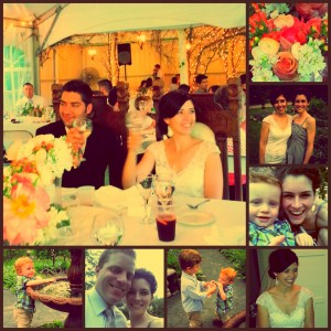 Andrea's Wedding Collage