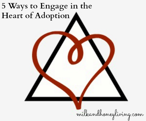5 ways to engage in adoption and orphan care