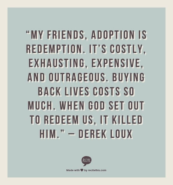 Adoption Quote