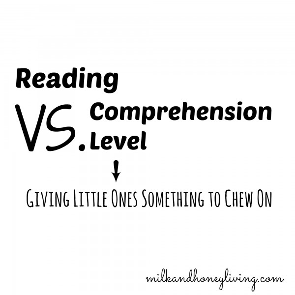 Reading vs comp