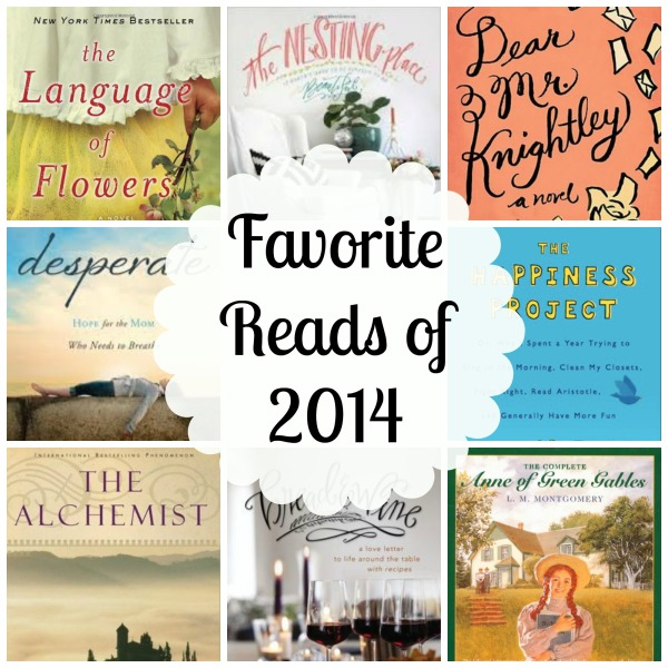 Favorite Reads 2014